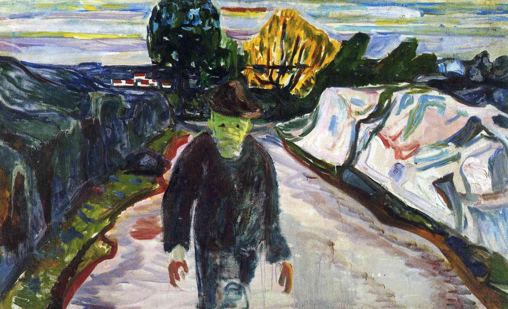 Edward Munch Huuto