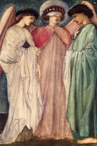 Famous Pre Raphaelite Paintings
