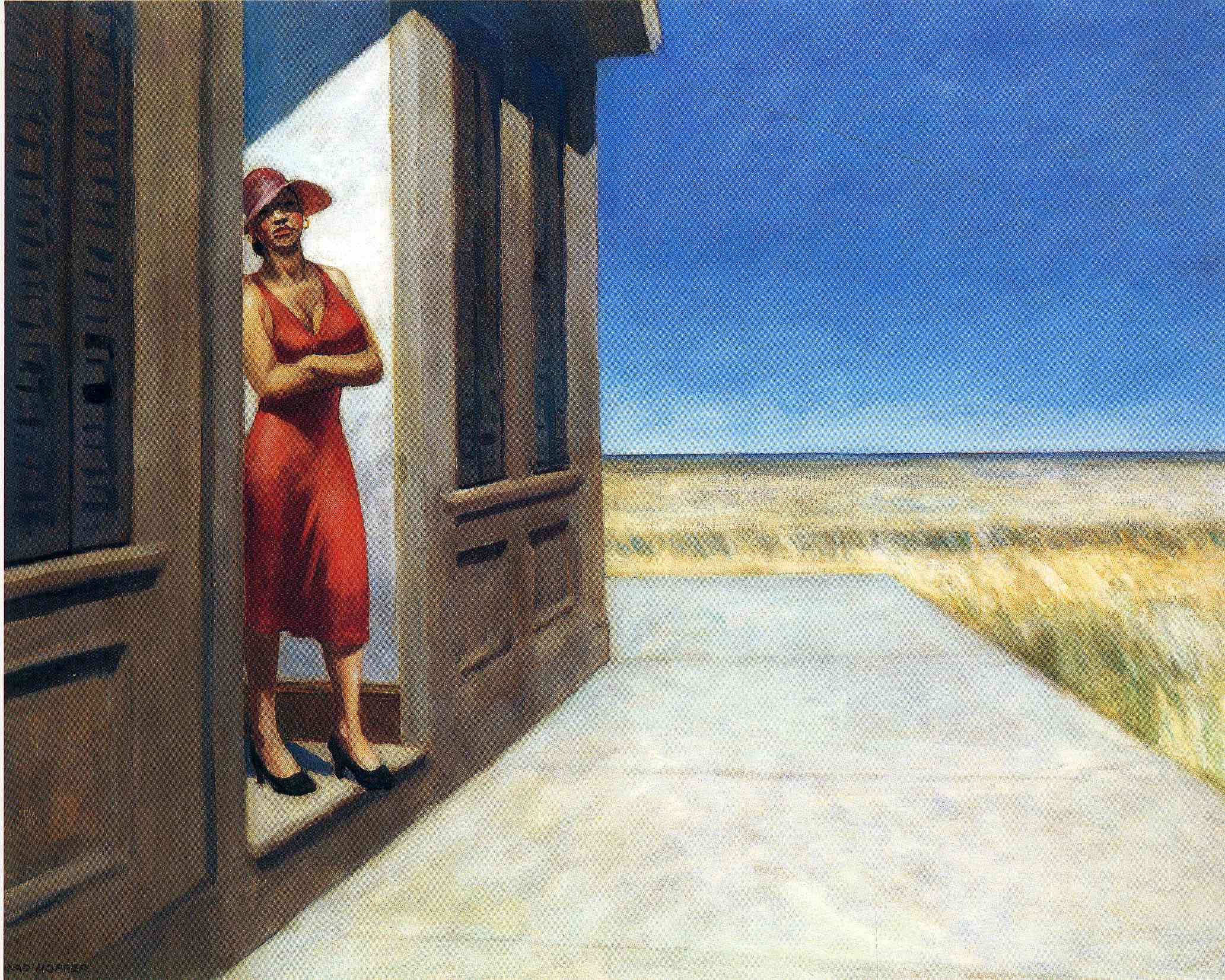 edward hopper Overview collection information size: sound recording: 1 sound tape reel 3 3/4  ips 7 in transcript: 12 p summary: an interview of edward hopper conducted.