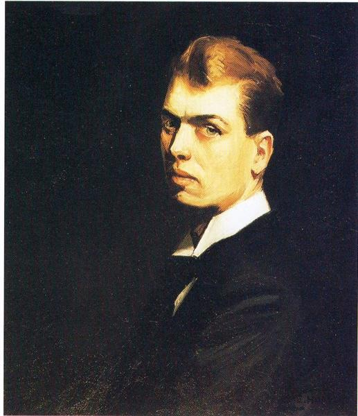 Self-Portrait, 1906 - Edward Hopper