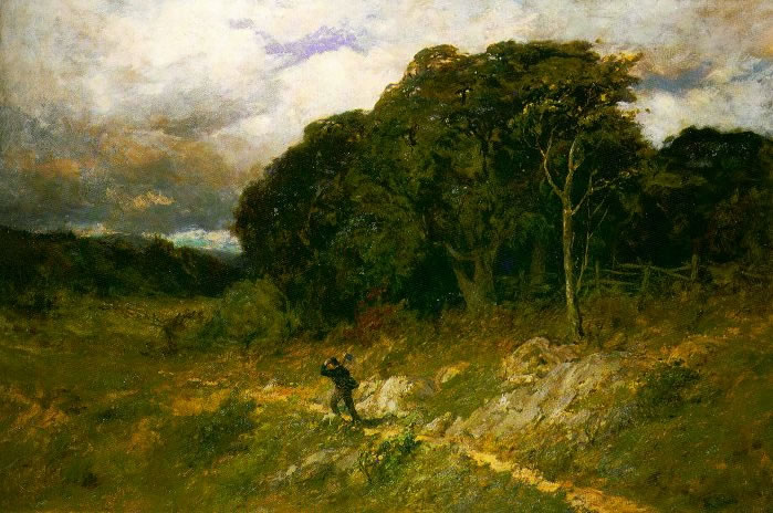 Approaching Storm - Edward Mitchell Bannister