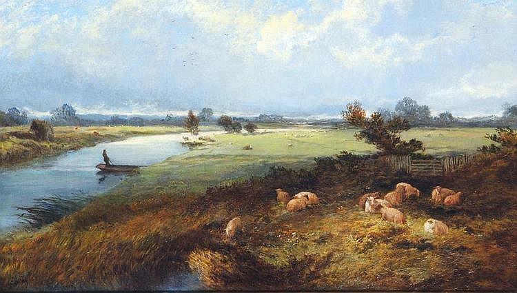 The Avon from Bideford - Edward R. Taylor