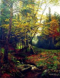 Creek in the Woods - Ефим Волков