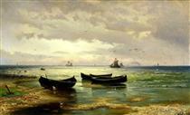 The Beach - Ефим Волков
