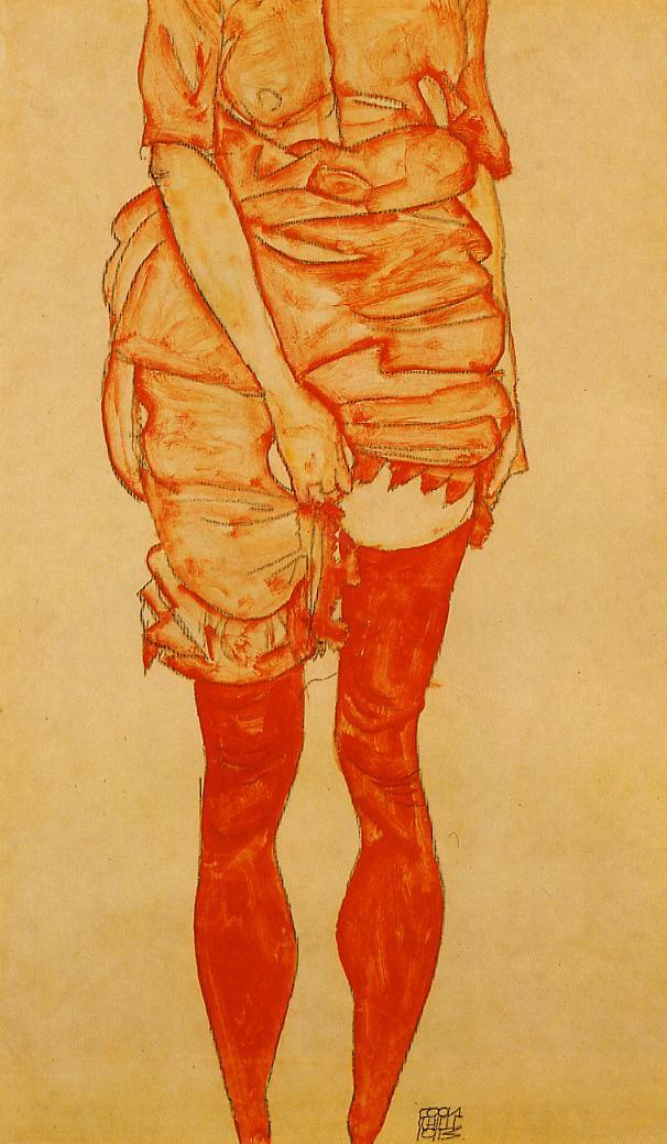 http://uploads0.wikipaintings.org/images/egon-schiele/standing-woman-in-red-1913.jpg