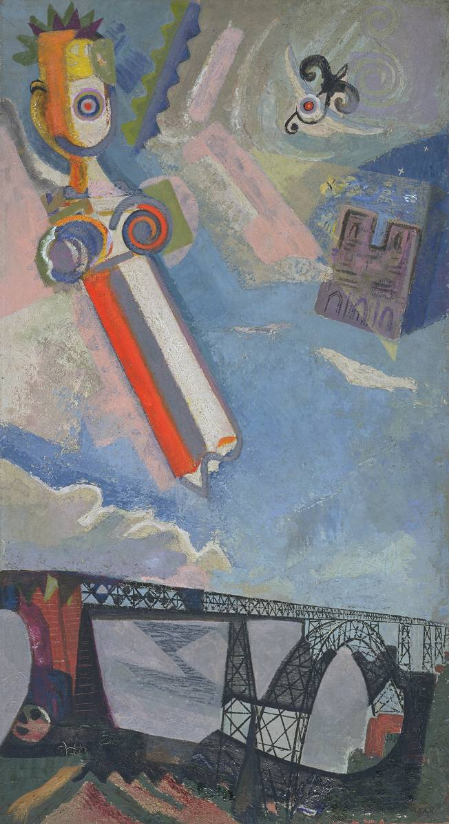 Three Symbols, 1930