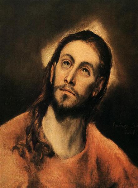 Christ, 1580 - 1585 - El Greco