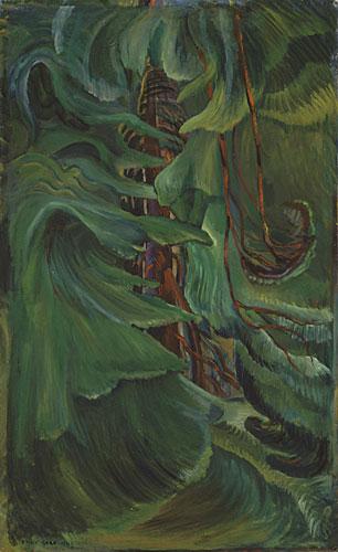 Cedar, 1942 - Emily Carr