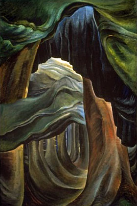 Forest, British Columbia, 1932 - Emily Carr