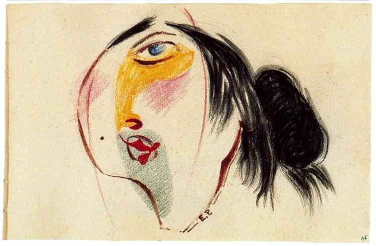 Sirene, 1947 - Enrico Prampolini