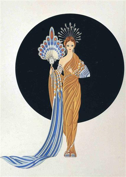 Athena - Erte