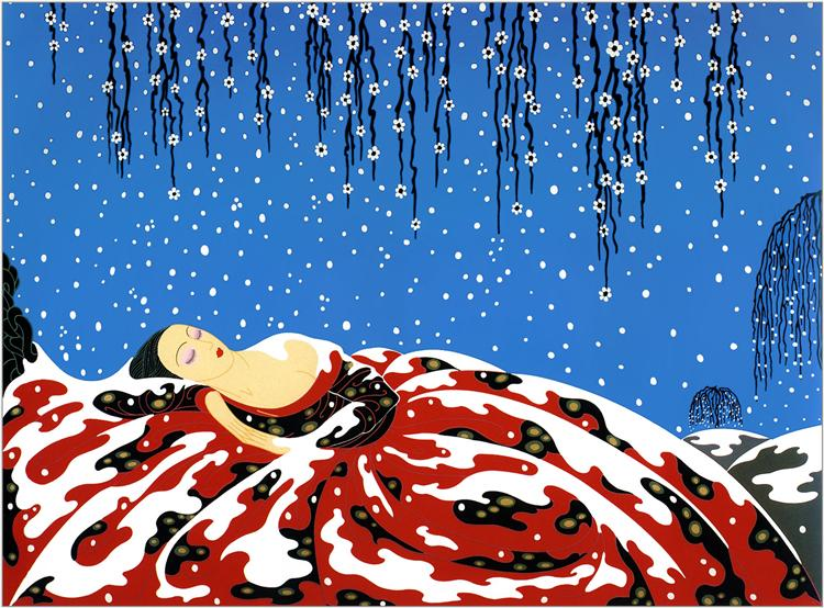 Sleeping Beauty - Erte