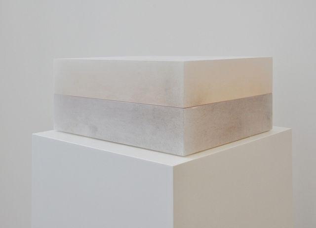 Scatola di colore, 1991 - Ettore Spalletti