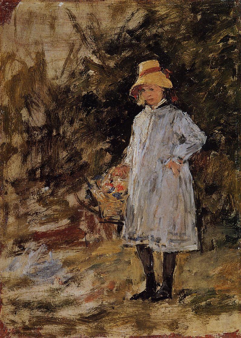Portrait of a Little Girl, 1882