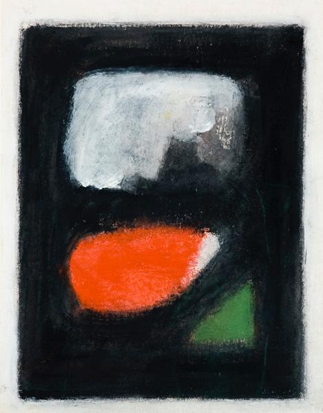 Composition au fond cosmique, 1996 - Eugene Brands