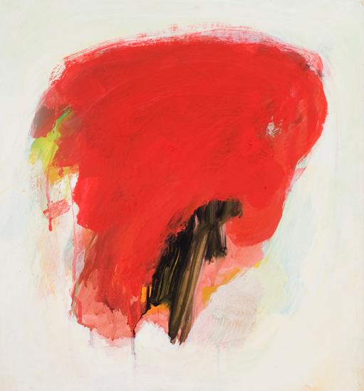 Dynamic red, 1993 - Eugene Brands