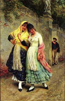 Flirting the garden - 4 9