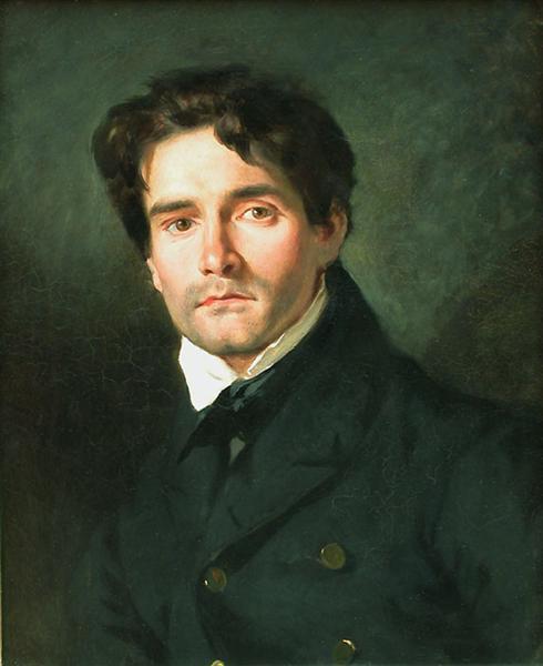 Léon Riesener, 1835 - Eugene Delacroix