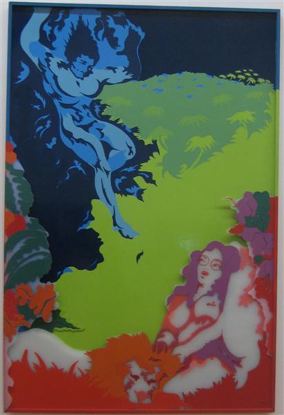 Le retour de Tarzan, 1972 - Евелін Аксель
