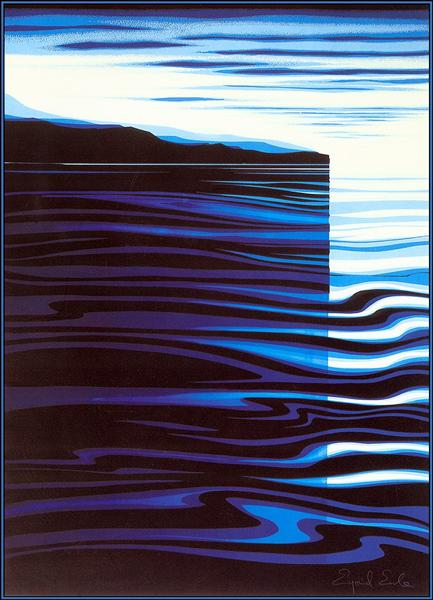 Reflections, 1984 - Eyvind Earle