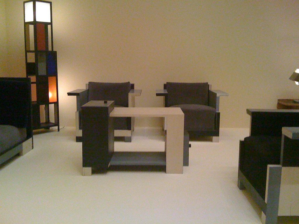 Design For Living Room Furnishings 1918 Giacomo Balla Wikiartorg