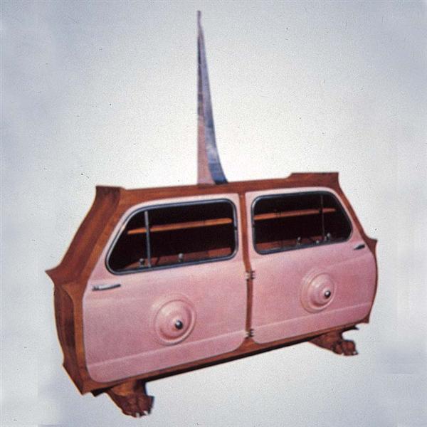 Cielo, Mare, Terra, 1964 - Fabio de Sanctis
