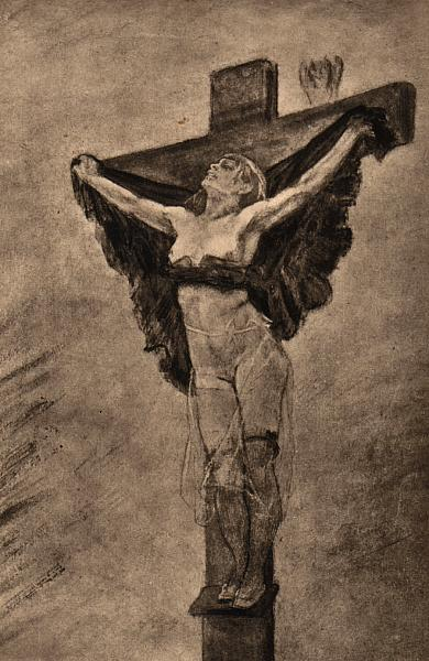 Study for The Temptation of St. Anthony, 1878