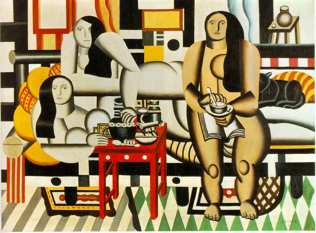 立体主义Cubism - 水木白艺术坊 - 贵阳画室 高考美术培训