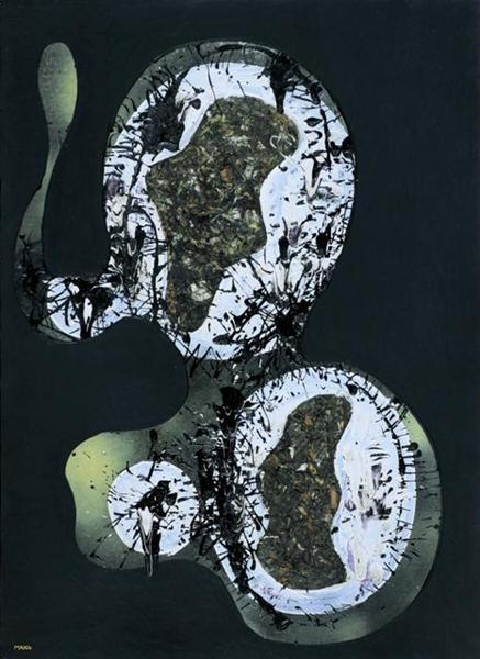 Biostructure, 1967 - Florin Maxa
