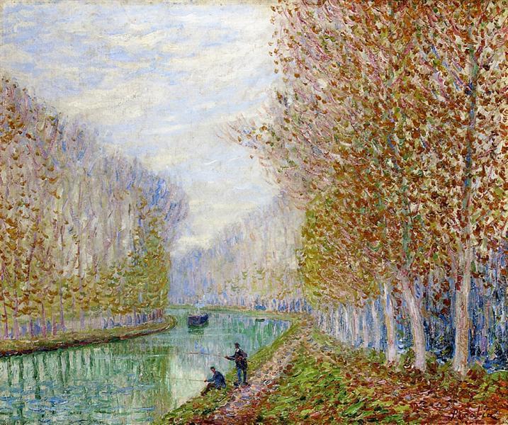 Autumn Effect, 1905 - Francis Picabia