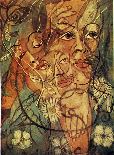 Hera - Picabia Francis