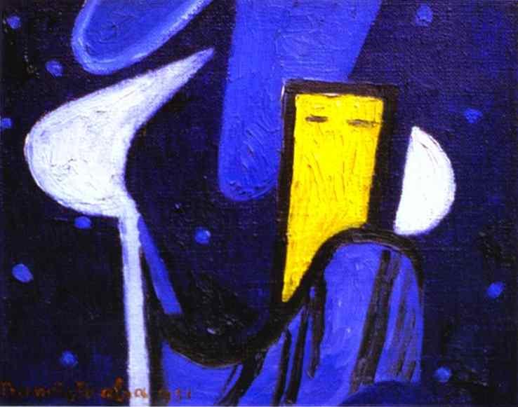 Thursday Jeudi, 1951 - Francis Picabia