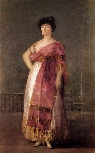 La Tirana, 1799 - Francisco Goya