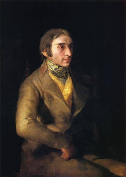 Maunel Silvela, c.1809 - c.1812 - Francisco de Goya