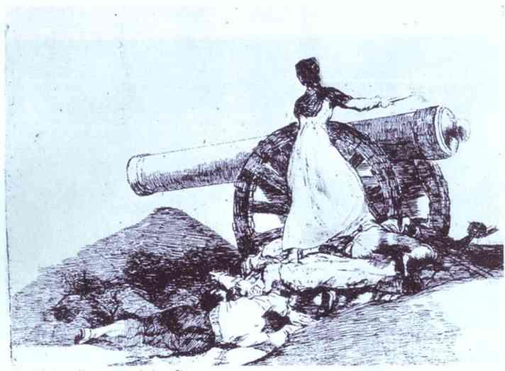 What value? - Francisco Goya