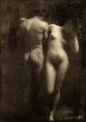 Adam and Eve - Frank Eugene
