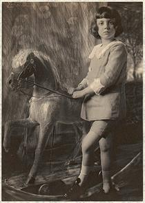 H.R.H. Prince Leopold and His Hobbyhorse - Frank Eugene