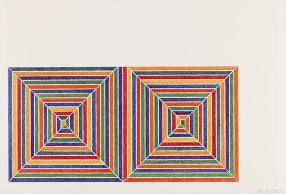 Les Indes Galantes IV, 1973 - Frank Stella