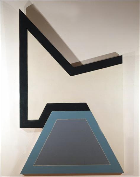 Wolfeboro I, 1966 - Frank Stella