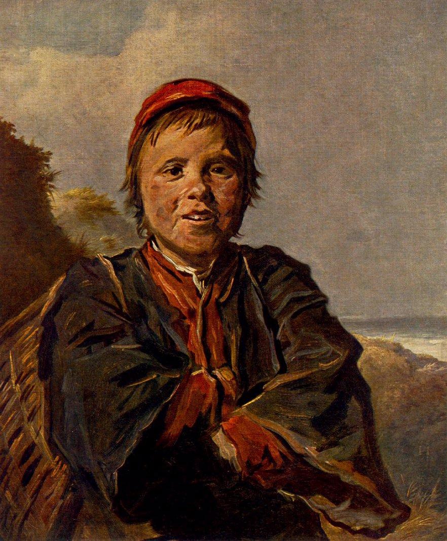 Frans Hals Fisher-boy