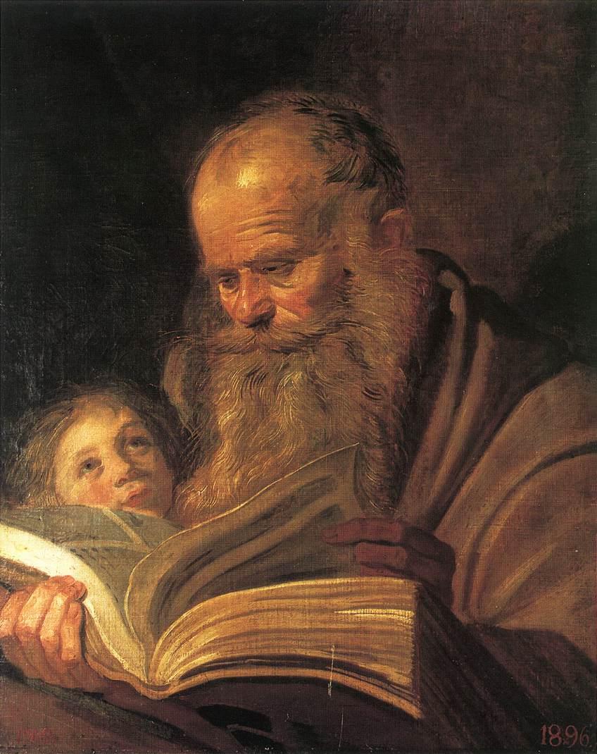 Frans Hals St-matthew