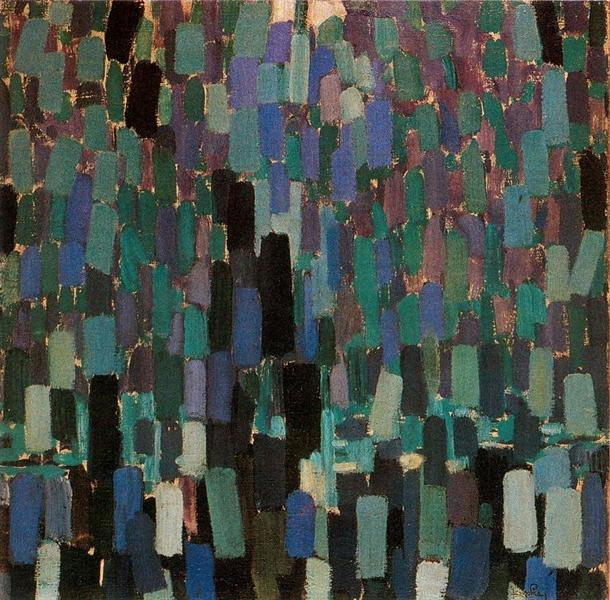 Nocturne, 1910 - Frantisek Kupka