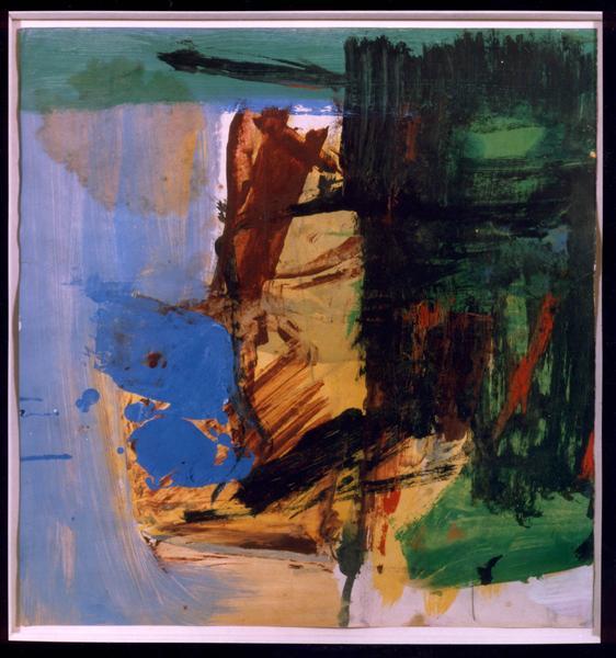 Untitled, c.1960 - Franz Kline