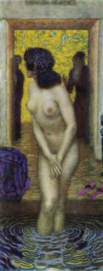 Susanna and the Elders - Franz Stuck