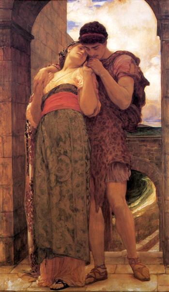 Wedded, 1882 - Frederic Leighton