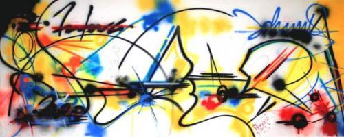 Untitled (The Clash) - Futura 2000