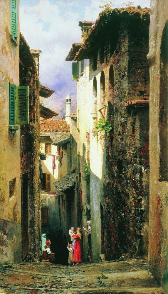 Bellagio, 1875