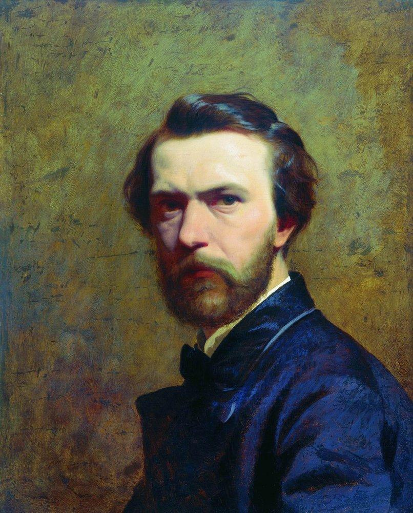 Self-portrait, 1850