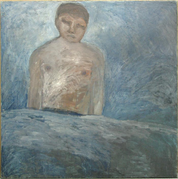 Young Bather, 1956