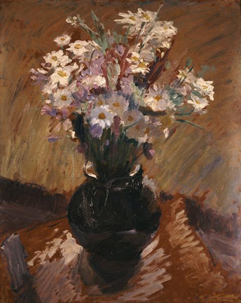 Flowers, c.1916 - 1917 - George Bouzianis